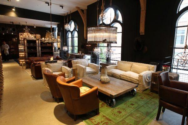 Timothy Oulton Furniture