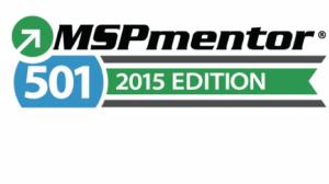 MSPmentor 501 2015 Logo