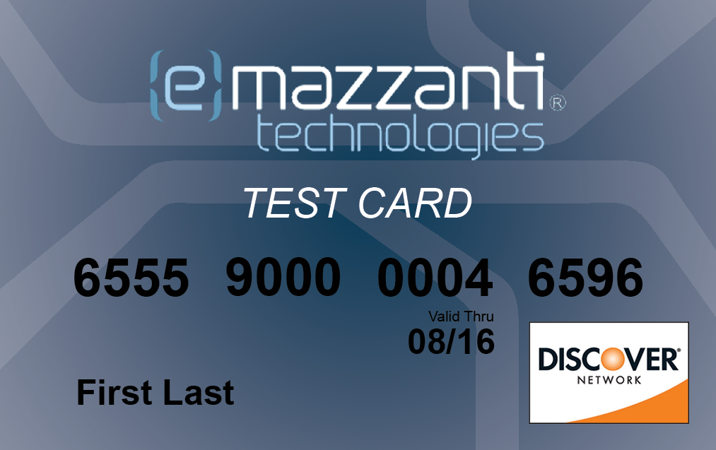 eMazzanti Offers Test Credit Cards to Help Retailers
