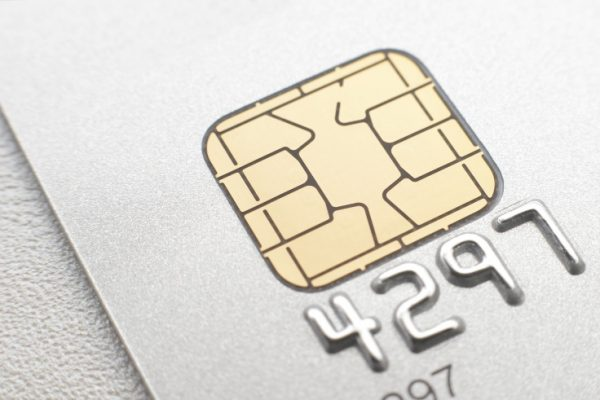 EMV Chip Credit Card