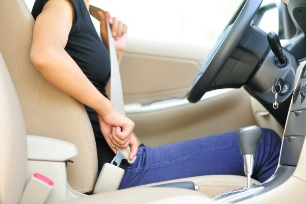 Data Security Seatbelt