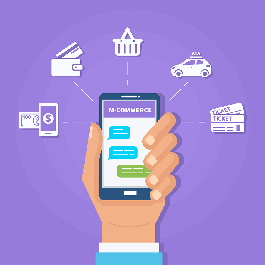 Retail Technology - mobile sales
