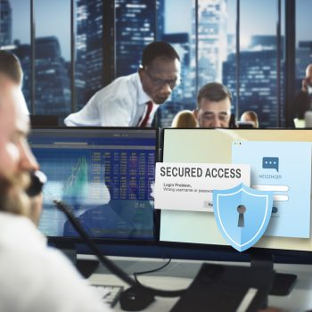 Secured Access Protection Online Security System