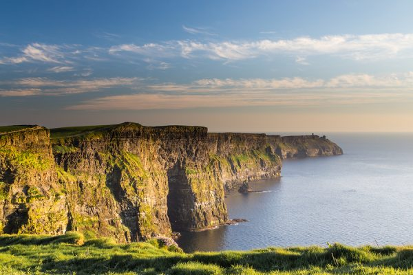 Ireland, Cliffs of Moher - Famous Attraction in Ireland