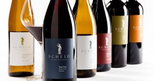 Harvesting the Potential of Scheid Vineyards