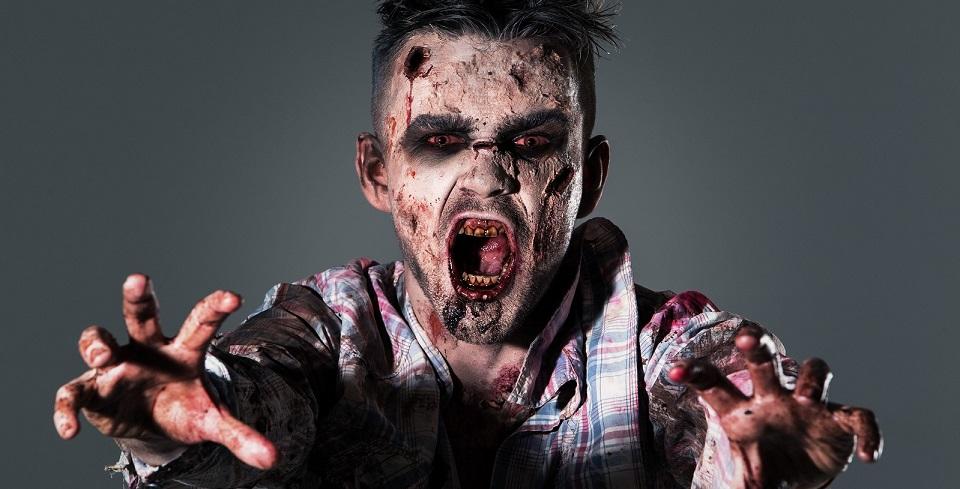Scary Tech Zombie