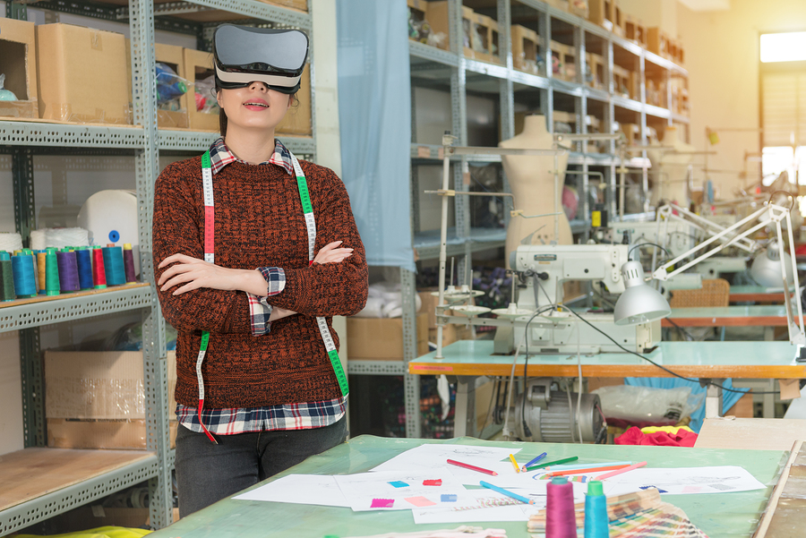 Fashion Tech Trends: Augmented and Virtual Reality