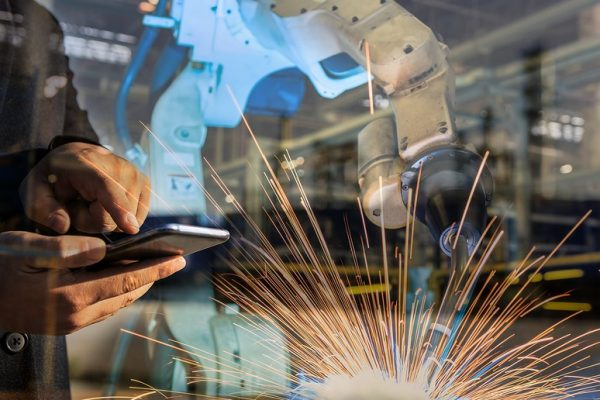 Digital Transformation in Manufacturing Sparks