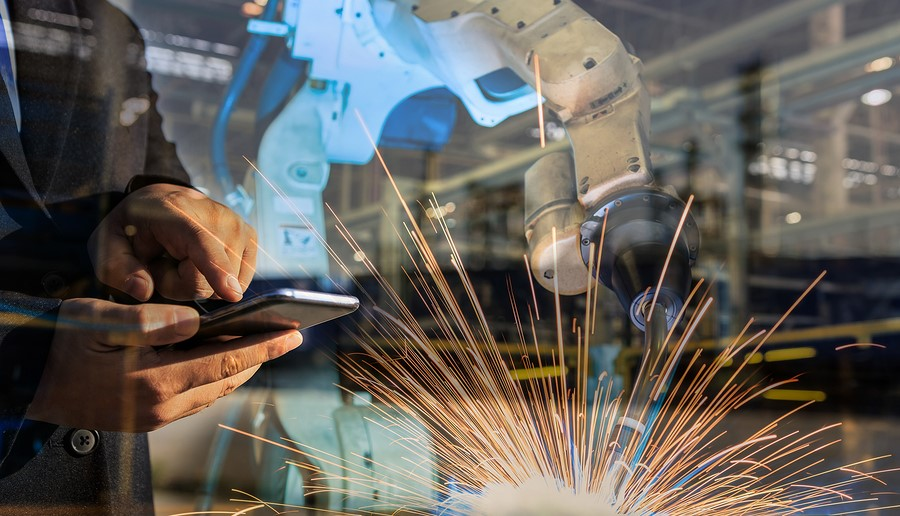 The Digital Transformation in Manufacturing
