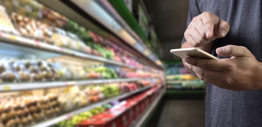 IoT Inventory Management Shopper