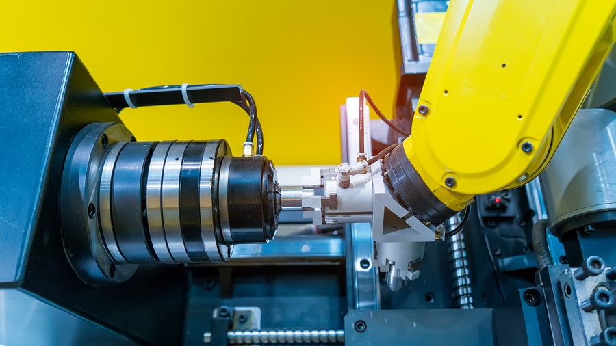 Fourth Industrial Revolution Robot