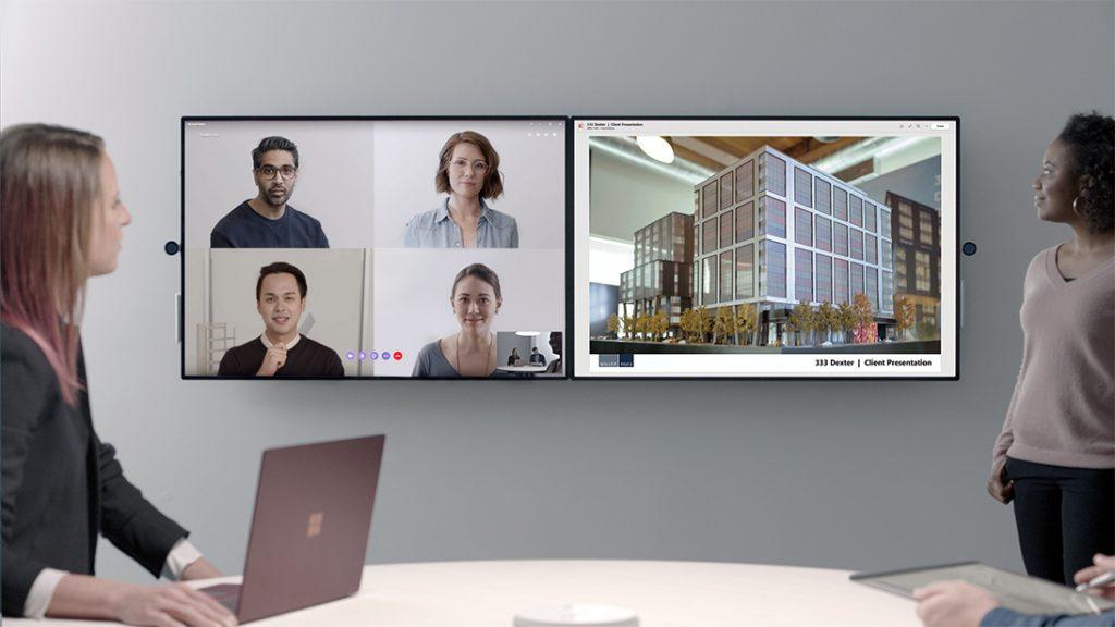 Surface Hub 2 Team