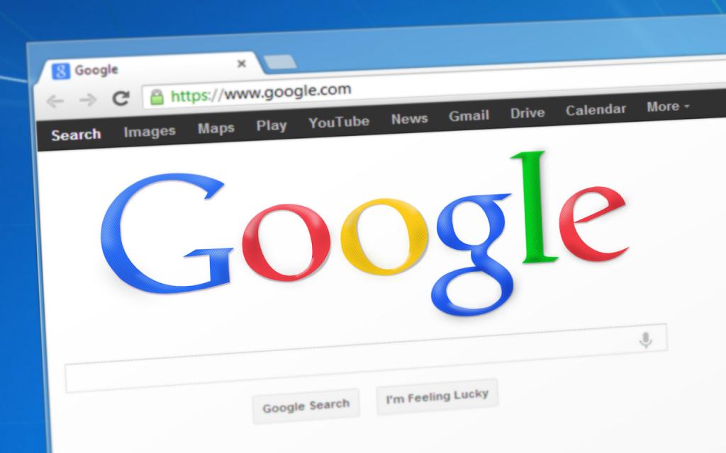 Tracking Google