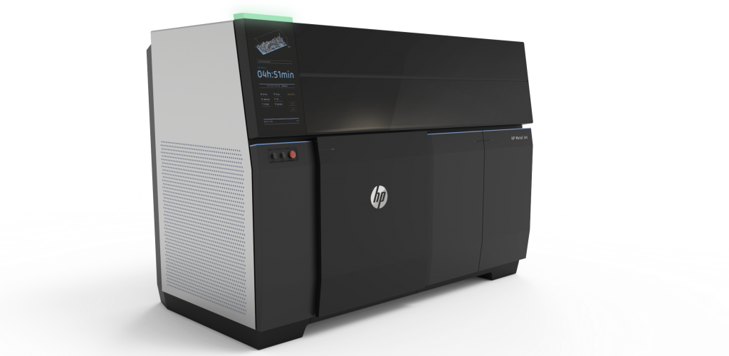 2019 Small Business Technology HP Metal Jet