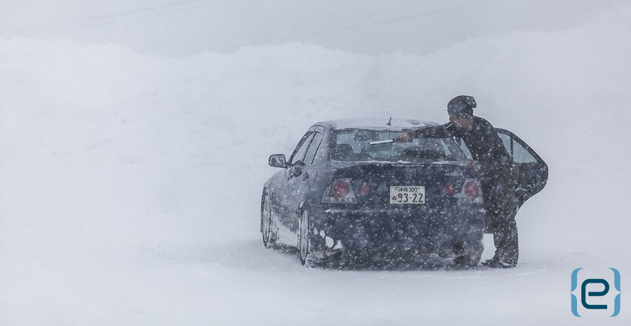 Winter Storms Stranded