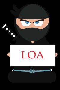 loa ninja