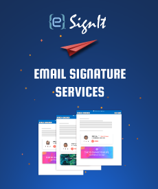 Email Signature Services 2