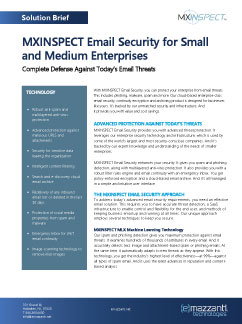 Email Security For Small And Medium Enterprises