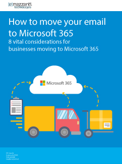 How To Move Your Email To Microsoft 365