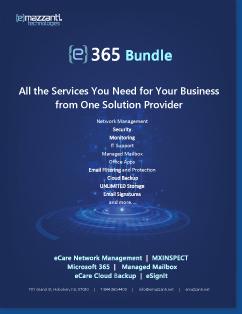 E365 It Bundle Datasheet