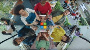 Microsoft Teams Fashion Industry