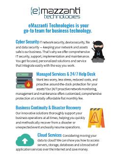Emazzanti & Messaging Arch Minipak 2021