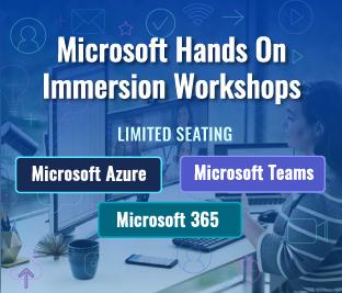 Microsoft Workshops New York 3