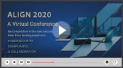 Align2020 A Virtual Conference